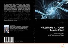 Обложка Evaluating the U.S. Human Genome Project
