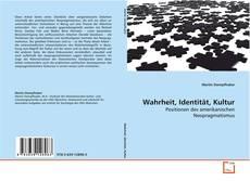 Buchcover von Wahrheit, Identität, Kultur