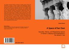 Bookcover of A Space of her Own