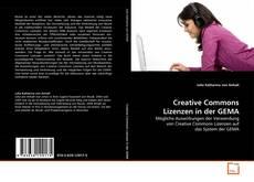 Bookcover of Creative Commons Lizenzen in der GEMA