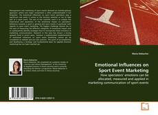 Bookcover of Emotional Influences on Sport Event Marketing