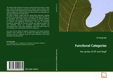 Capa do livro de Functional Categories