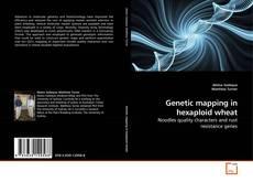 Capa do livro de Genetic mapping in hexaploid wheat