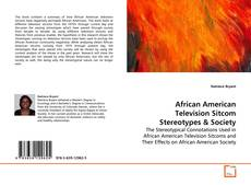 African American Television Sitcom Stereotypes的封面