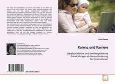 Buchcover von Karenz und Karriere