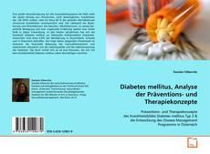 Обложка Diabetes mellitus, Analyse der Präventions- und Therapiekonzepte