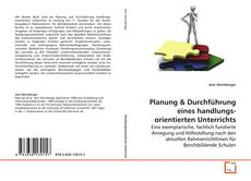 Bookcover of Planung