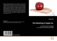Portada del libro de The Marketing of Apple Inc.