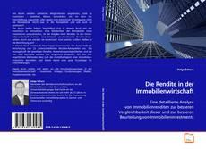 Buchcover von Die Rendite in der Immobilienwirtschaft