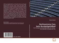 Buchcover von Rechtsextreme Fans beim Bundesligafußball