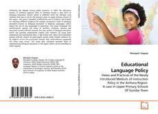 Educational Language Policy kitap kapağı