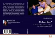 """Capa do livro de """"Die Super Nanny"""""""