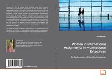 Bookcover of Women in International Assignments in Multinational Enterprises