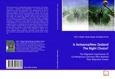 Portada del libro de Is Aotearoa/New Zealand The Right Choice?
