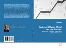 Portada del libro de Ein Jump-Diffusion-Modell mit zwei Zinsraten