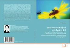 Portada del libro de Java-Anwendungen mit Spring 2.0