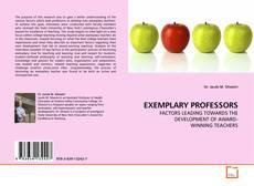 Capa do livro de EXEMPLARY PROFESSORS