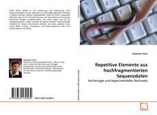 Capa do livro de Repetitive Elemente aus hochfragmentierten Sequenzdaten