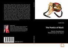 Capa do livro de The Poetics of Black: