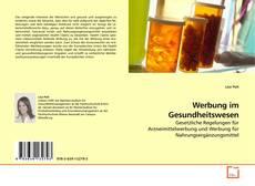 Capa do livro de Werbung im Gesundheitswesen