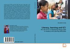 Capa do livro de Literacy, learning and ICT: