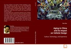 Aging in China and its Impact on Vehicle Design kitap kapağı