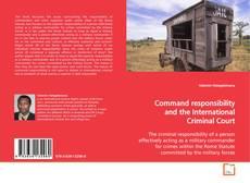 Borítókép a  Command responsibility and the International Criminal Court - hoz