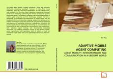 Обложка ADAPTIVE MOBILE AGENT COMPUTING