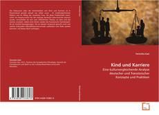 Buchcover von Kind und Karriere