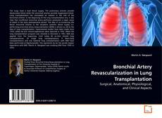 Buchcover von Bronchial Artery Revascularization in Lung Transplantation