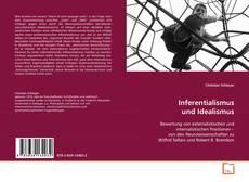 Buchcover von Inferentialismus und Idealismus