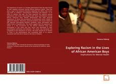 Borítókép a  Exploring Racism in the Lives of African American Boys - hoz