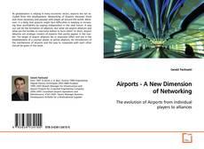 Capa do livro de Airports - A New Dimension of Networking