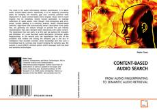 Bookcover of CONTENT-BASED AUDIO SEARCH