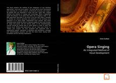 Bookcover of Opera Singing