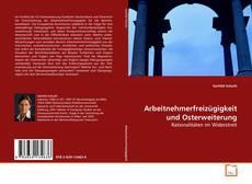 Arbeitnehmerfreizügigkeit und Osterweiterung kitap kapağı