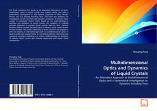 Buchcover von Multidimensional Optics and Dynamics of Liquid Crystals