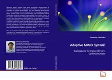 Buchcover von Adaptive MIMO Systems