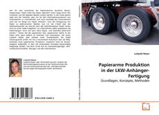 Buchcover von Papierarme Produktion in der LKW-Anhänger-Fertigung