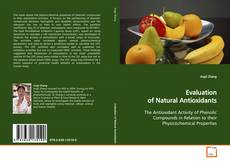 Bookcover of Evaluation of Natural Antioxidants