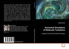 Bookcover of Numerical Simulations of Molecular Turbulence