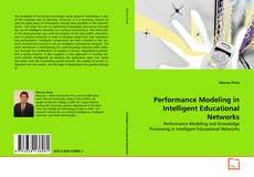 Buchcover von Performance Modeling in Intelligent Educational Networks