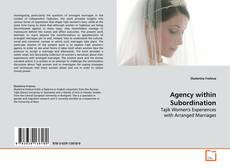 Bookcover of Agency within Subordination
