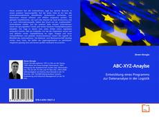 Capa do livro de ABC-XYZ-Anaylse