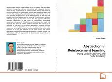 Bookcover of Abstraction in Reinforcement Learning