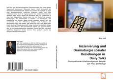 Portada del libro de Inszenierung und Dramaturgie sozialer Beziehungen in  Daily Talks