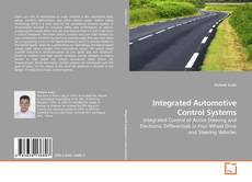 Bookcover of Integrated Automotive Control Systems