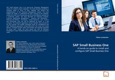 SAP Small Business One kitap kapağı