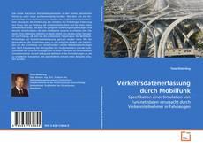 Capa do livro de Verkehrsdatenerfassung durch Mobilfunk