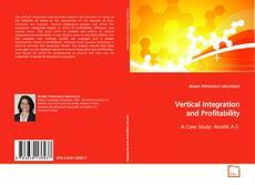 Borítókép a  Vertical Integration and Profitability - hoz